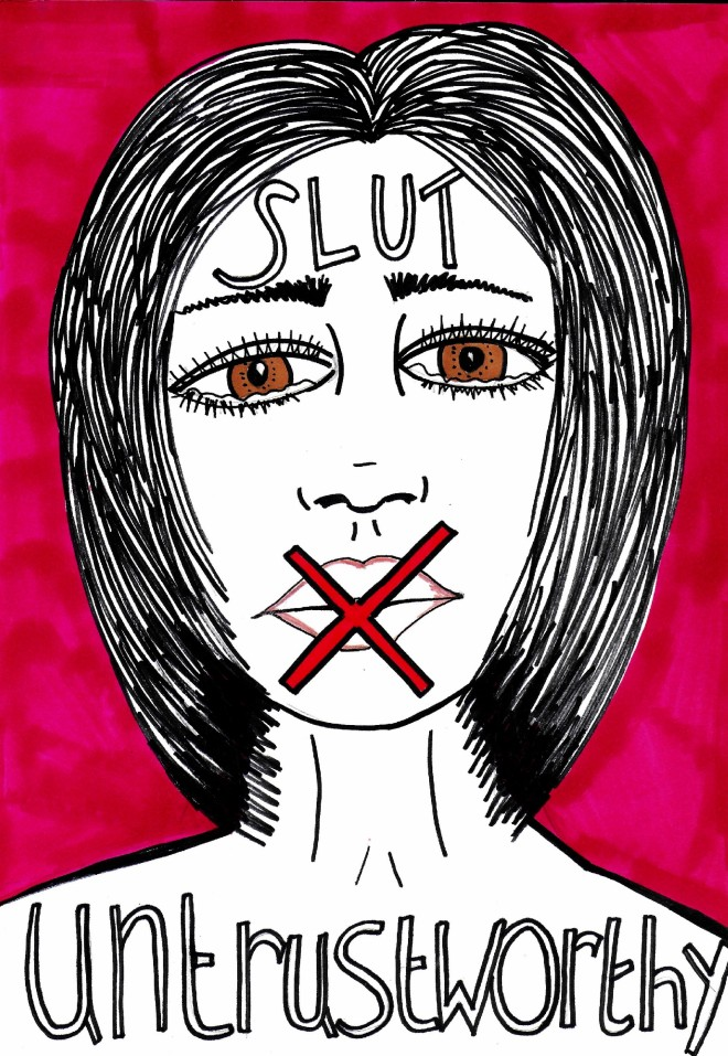 Slut - By Charlotte Farhan